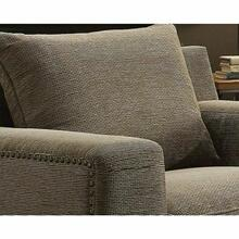 ACME Ushury Chair - 52192 - Gray Chenille