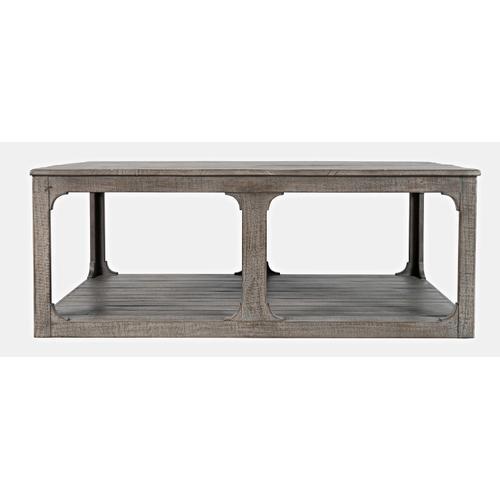 Jofran - Westfield Coffee Table - Weathered Grey