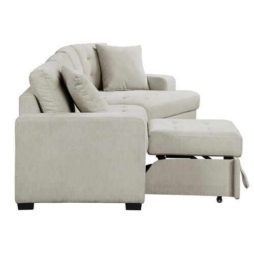 Gallery - 2-Piece Sectional with Pull-out Ottoman