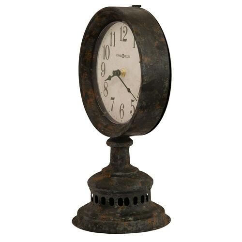 Howard Miller Ardie Antique Table Clock 635199
