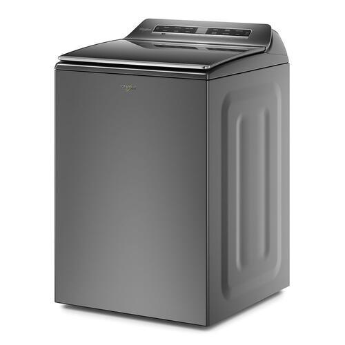 5.2 - 5.3 cu. ft. Top Load Washer with 2 in 1 Removable Agitator