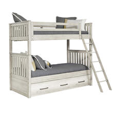 Bunk Bed End