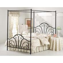 View Product - Dover Full Canopy Bed Set