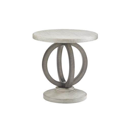 Hewlett Round Side Table