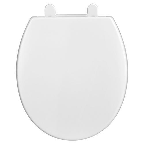 American Standard - Telescoping Round Front Luxury Toilet Seat  American Standard - White