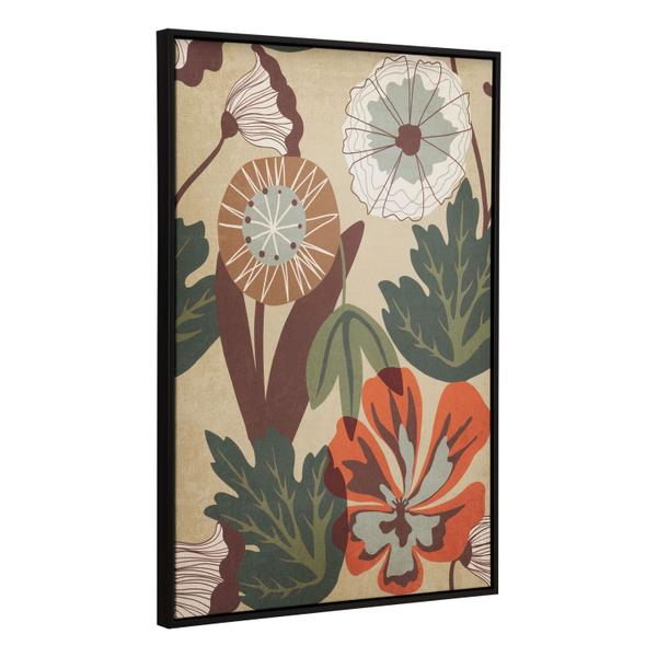 See Details - Park And Rec Canvas Wall Art Multicolor