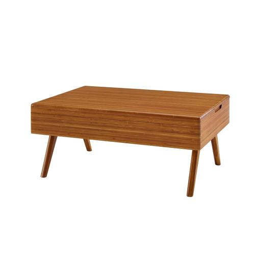 Rhody Lift Top Coffee Table, Amber