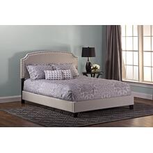 Lani Twin Bed - Light Grey