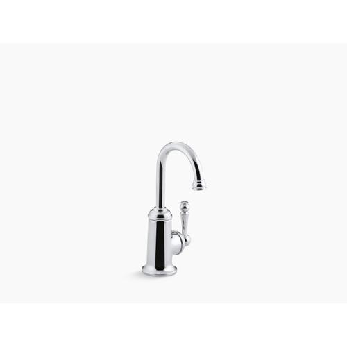 Oil-rubbed Bronze Beverage Faucet With Traditional Design