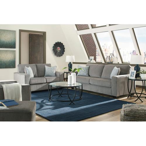 Altari Alloy Sofa, Loveseat & Recliner (87214)