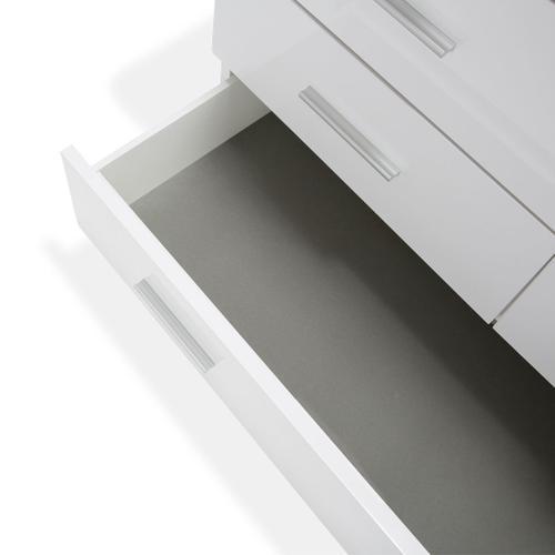Dresser Cloud White