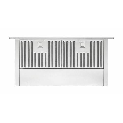 """KitchenAid - 30"""" Retractable Downdraft Ventilation System - Stainless Steel"""