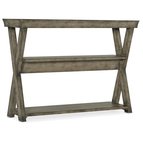Hooker Furniture - Alfresco Pertuso Tray Top Consulate Table