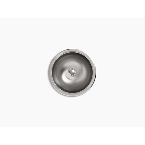 Drop-in/undermount Bathroom Sink With Satin Finish