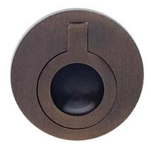 Product Image - Round Drop Ring in SB (Shaded Bronze, Lacquered)