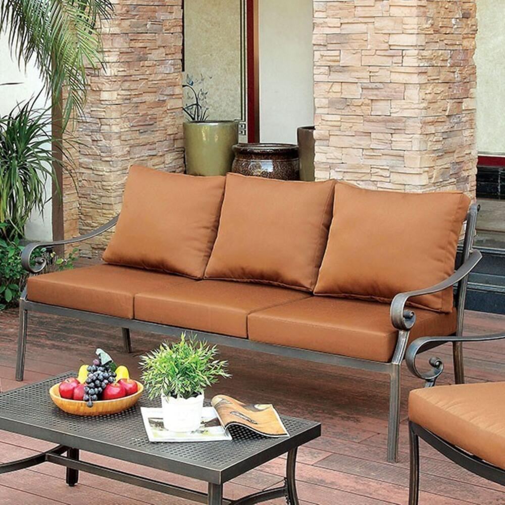 Bonquesha I Patio Sofa
