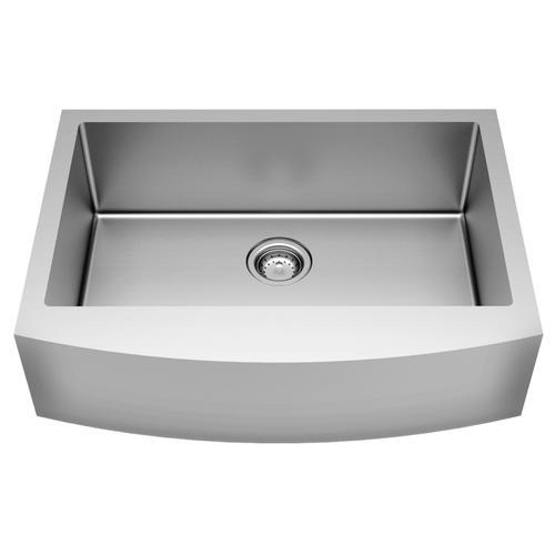 American Standard - Pekoe 30x22-inch Stainless Steel Farmhouse Kitchen Sink  American Standard - Stainless Steel