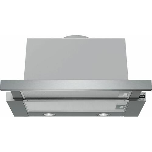 500 Series Pull-out Hood Stainless Steel HUI54452UC