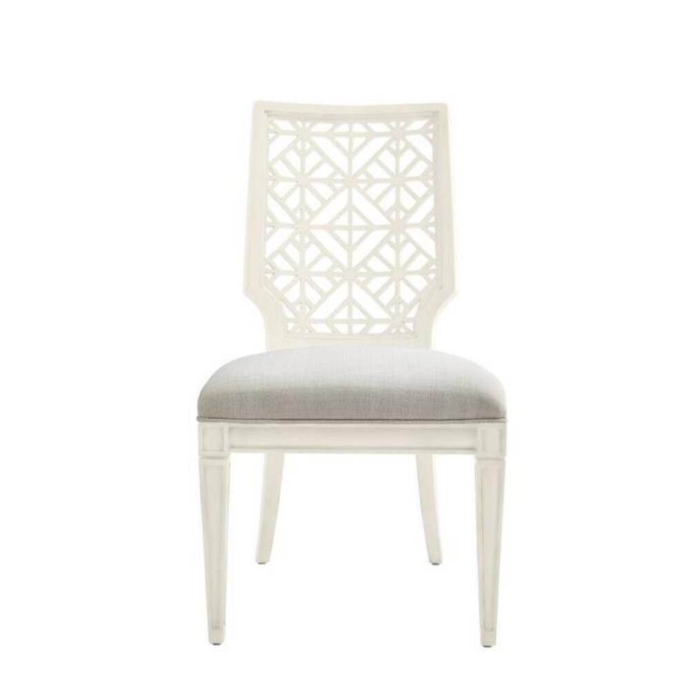 Latitude Side Chair - Saltbox White