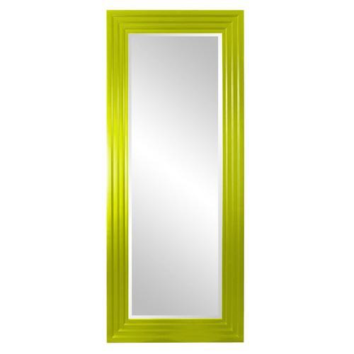 Howard Elliott - Delano Mirror - Glossy Green