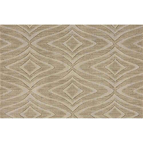 Elegance Modern Trellis Mdntr Brush Broadloom Carpet