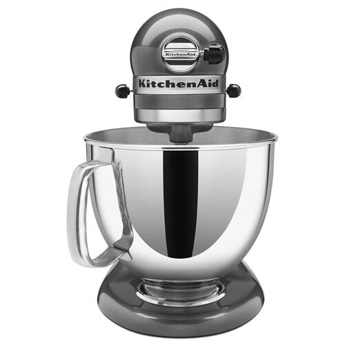 Artisan® Series 5 Quart Tilt-Head Stand Mixer Graphite