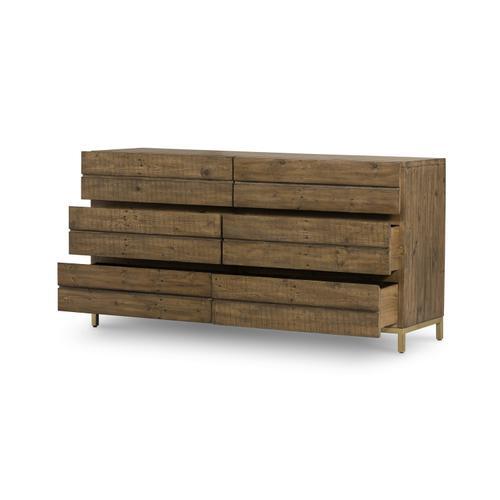 Tiller 6 Drawer Dresser