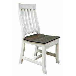 Million Dollar Rustic - Ww/15w Romeo Chair