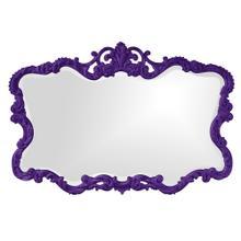 Talida Mirror - Glossy Royal Purple