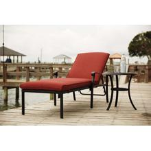 View Product - Chaise Lounge with Cushion
