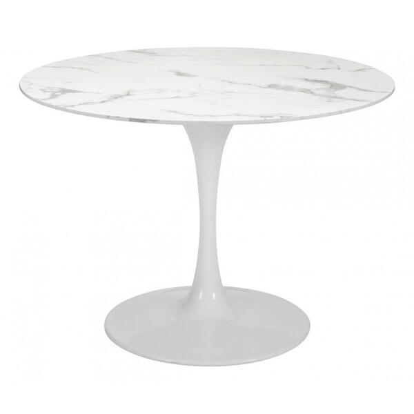 Dylan Dining Table White