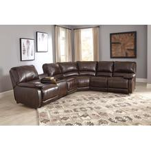Hallettsville 3-piece Sectional With Power