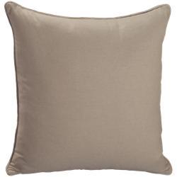 "Throw Pillows Knife Edge Square w/welt (23"" x 23"")"