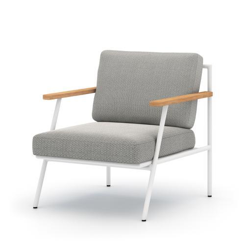 Faye Ash Cover Aroba Outdoor Chair