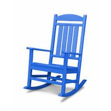 View Product - Presidential Rocking Chair in Pacific Blue