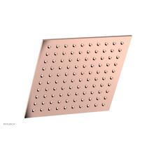 "8"" X 8"" Square Shower Head 3-333 - Polished Copper"
