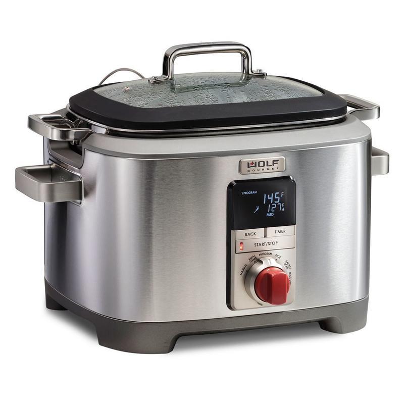 Multi-Function Cooker Black