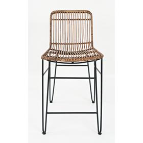 See Details - Weaver Hairpin Counter Stool (2/ctn)
