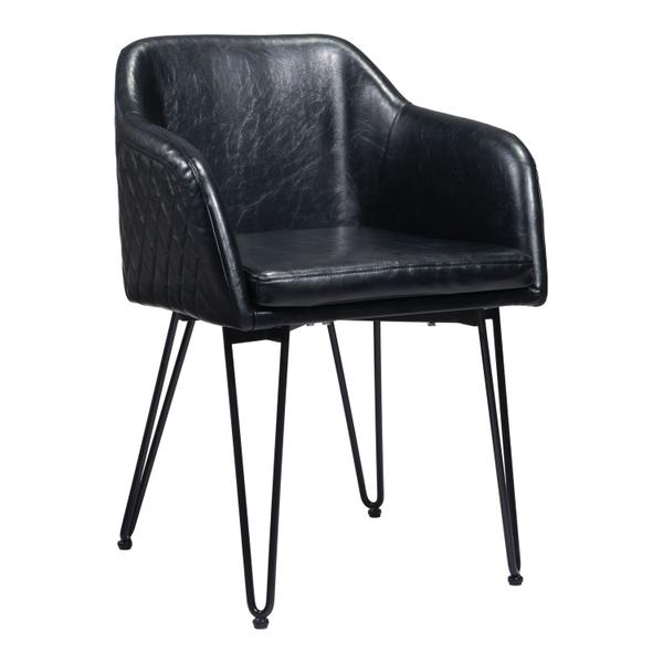 See Details - Braxton Dining Chair Black