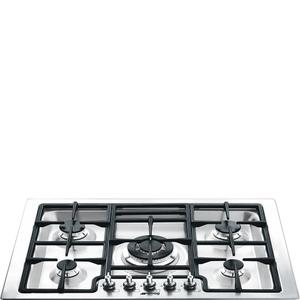 SmegCooktop Stainless steel PGFU30X