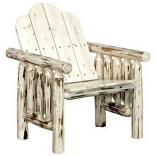 Montana Collection Deck Chair
