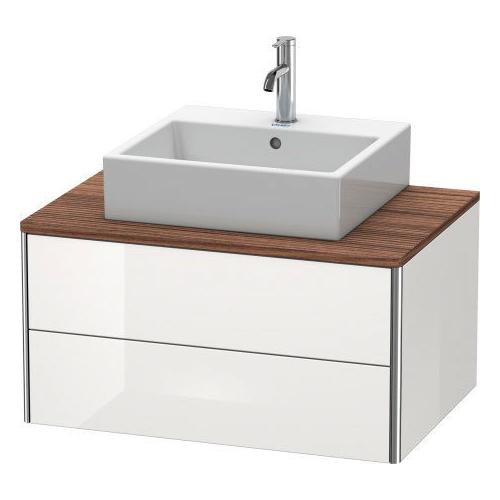 Product Image - Vanity Unit For Console Wall-mounted, White High Gloss (lacquer)