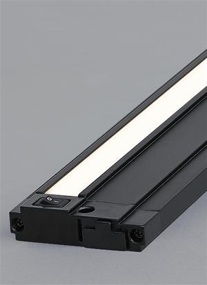 Black Unilume LED Slimline Product Image