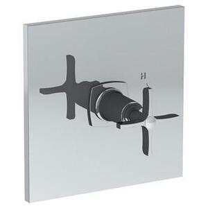 "Wall Mounted Pressure Balance Shower Trim, 7"""