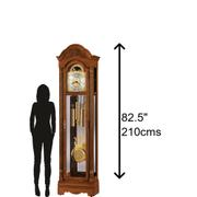 Howard Miller Gavin Grandfather Clock 610985 Product Image