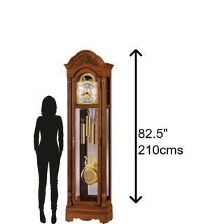 See Details - Howard Miller Gavin Grandfather Clock 610985