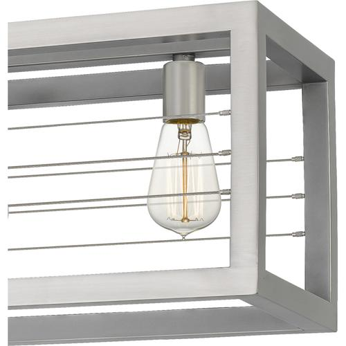 Quoizel - Awendaw Island Light in Antique Nickel