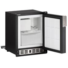 """View Product - 15"""" Crescent Ice Maker With Black Solid Finish (115 V/60 Hz Volts /60 Hz Hz)"""