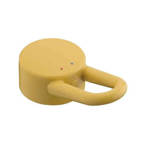 Yellow Handle for AXOR Uno Color basin-, bidet- and kitchen mixer