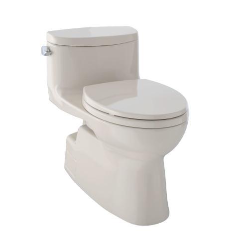 Carolina® II One-Piece Toilet, Elongated Bowl - 1.28 GPF - Bone
